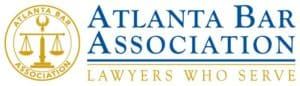 Atlanta bar association logo